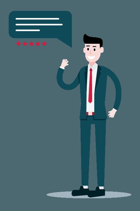 Ilustração do Cliente Kalorias